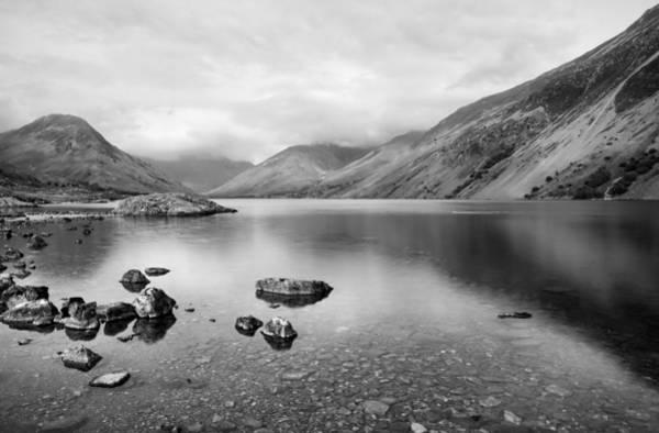 Photograph - Wast Water by Pete Hemington