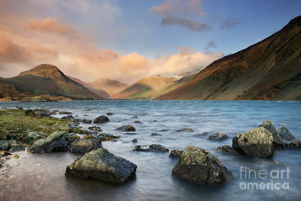 Wast Wall Art - Photograph - Wastwater by Rod McLean