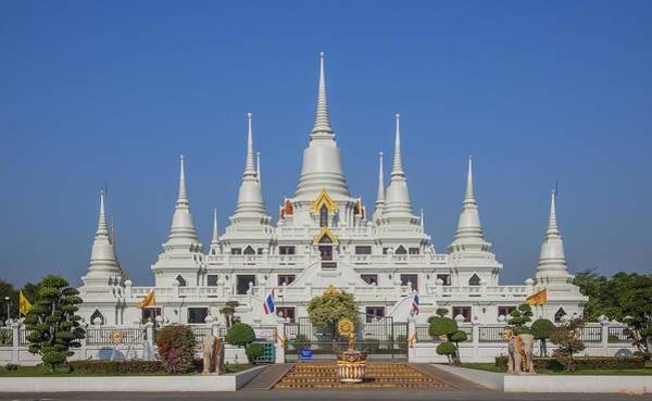 Photograph - Wat Asokaram Phra Thutangkha Chedi Dthsp0002 by Gerry Gantt