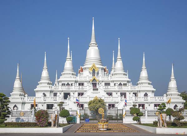 Photograph - Wat Asokaram Phra Thutangkha Chedi Dthsp0003 by Gerry Gantt