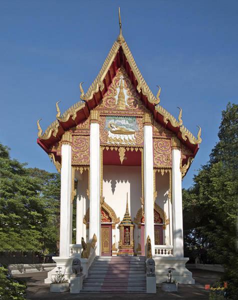Photograph - Wat Burapa Ubosot Dthu400 by Gerry Gantt