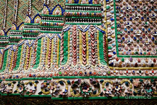 Wall Art - Photograph - Wat Pho Stupa Splendor by Dean Harte