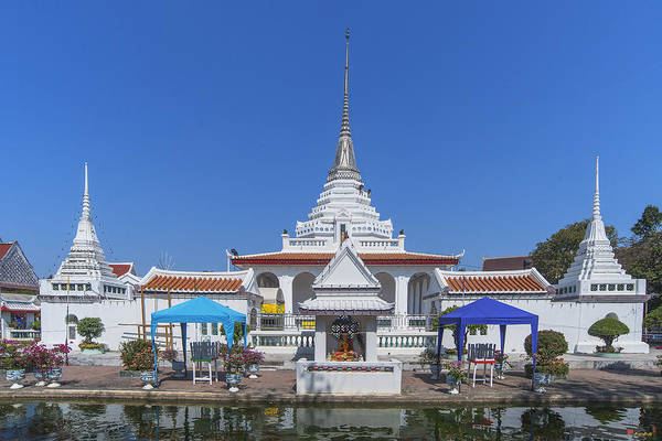 Photograph - Wat Prot Ket Chettharam Phra Mondop Dthb1898 by Gerry Gantt