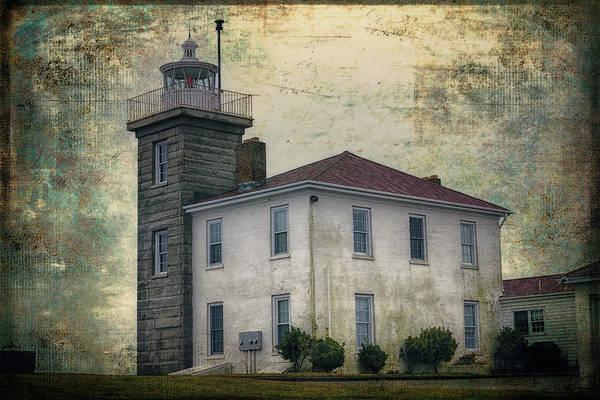 Photograph - Watch Hill Light by Joan Carroll