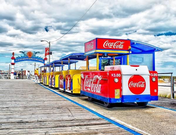 Photograph - Watch The Tram Car Please by Nick Zelinsky