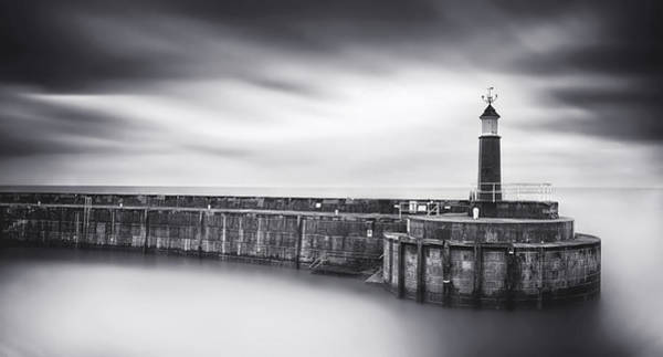 Wall Art - Photograph - Watchet Lighthouse by Catalin Alexandru