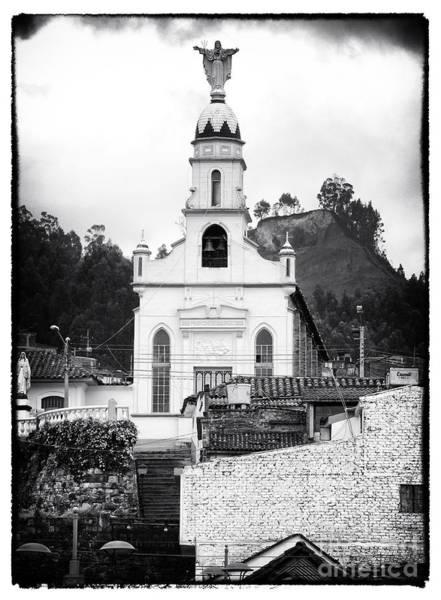 Photograph - Watching Over Zipaquira by John Rizzuto