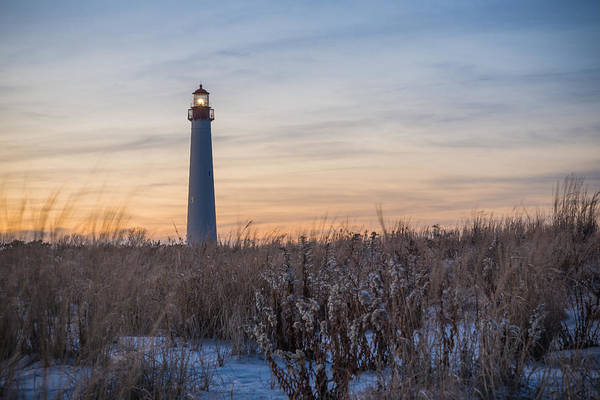Cape May Lighthouse Photograph - Watchman by Kristopher Schoenleber