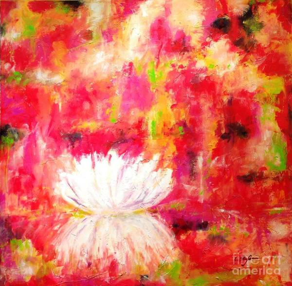 Painting - Water Lily by Cristina Stefan