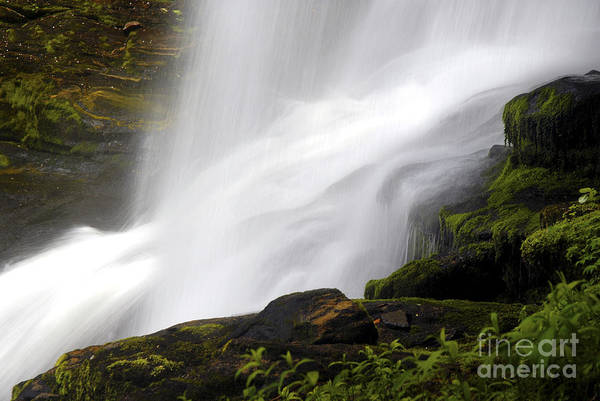 Wall Art - Photograph - Water On Rock by Paul W Faust -  Impressions of Light