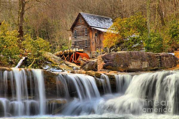 Photograph - Water Powered by Adam Jewell