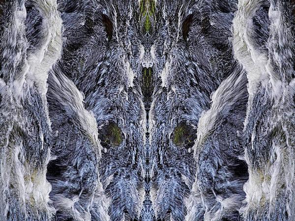Photograph - Water Spirit by Dawn J Benko