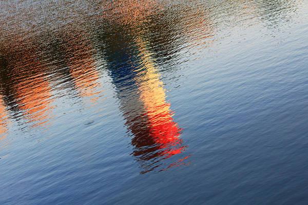 Villandry Photograph - Water Tower by Christopher Villandry