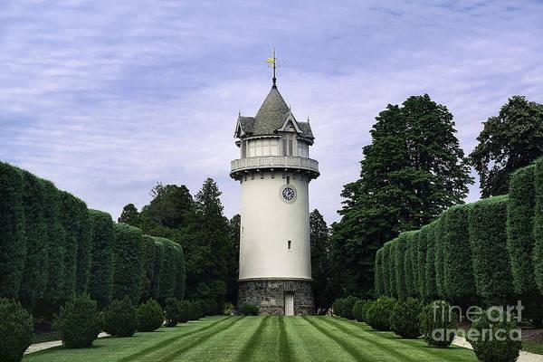 John I Photograph - Water Tower Folly by John Greim