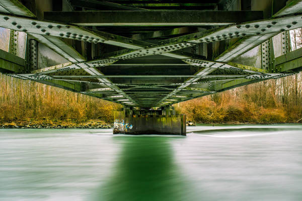 Photograph - Water Under The Bridge by Brad Koop