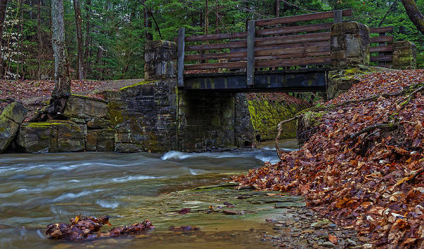 Photograph - Water Under The Bridge by Torrey McNeal