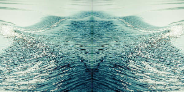 Photograph - Water Waves by Ari Salmela