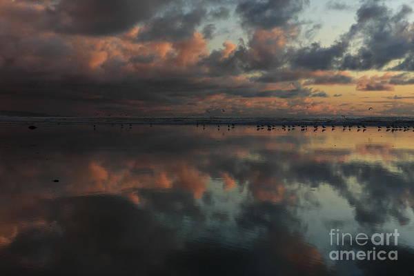 Photograph - Watercolor Sky by John F Tsumas