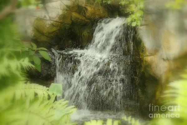 Wall Art - Photograph - Waterfall by Eric Irion
