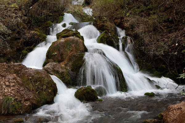 East County Photograph - Waterfall by Siyi Qian