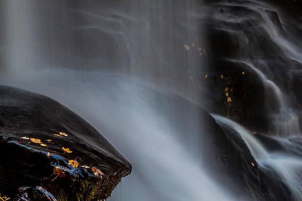 Wall Art - Photograph - Waterfall Spray by Donna Vasquez