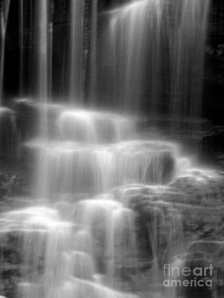 Avant-garde Photograph - Waterfall by Tony Cordoza