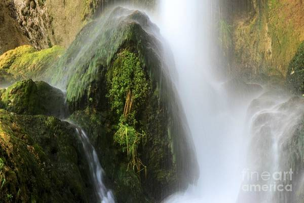 Photograph - Waterfalls And Mist by Adam Jewell