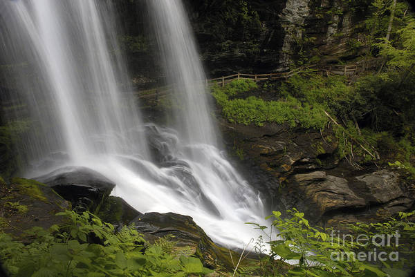 Wall Art - Photograph - Waterfalls At Base by Paul W Faust -  Impressions of Light