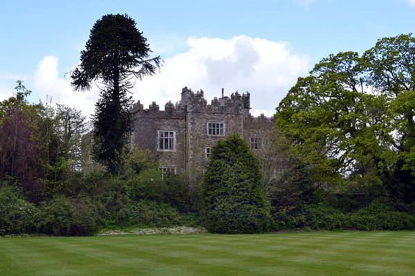 Wall Art - Photograph - Waterford Castle Ireland. by Terence Davis
