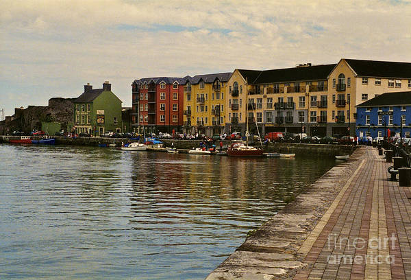 Photograph - Waterford Waterfront by William Norton