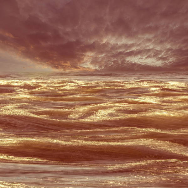 Photograph - Waterscape Number Seven by Bob Orsillo