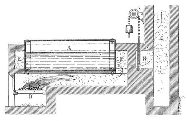Boiler Photograph - Watt Boiler by Science Photo Library