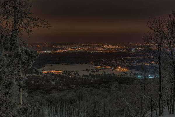 Wausau From On High Art Print