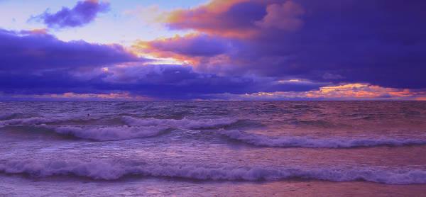 Photograph - Wave Action by Rachel Cohen