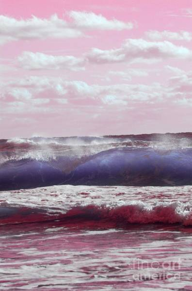 Photograph - Wave Formation 2 by Anthony Wilkening
