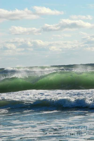 Photograph - Wave Formation by Anthony Wilkening
