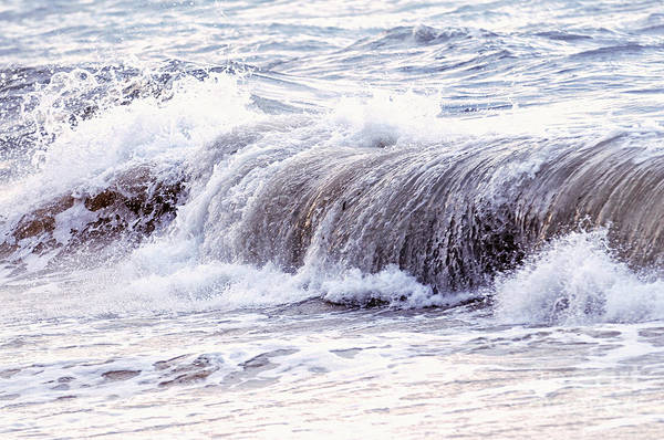 Photograph - Wave In Stormy Ocean by Elena Elisseeva