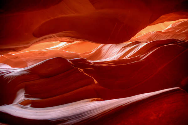 Photograph - Wave Of Fire by Evie Carrier