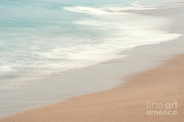 Photograph - Wave On Beach by Yew Kwang