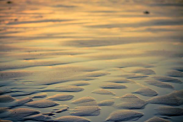 Photograph - Wave On Sea Coast At Sunset  by Raimond Klavins