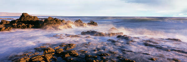 Roca Wall Art - Photograph - Wave On The Beach, Las Rocas Beach by Panoramic Images