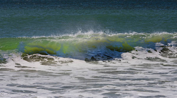 Wall Art - Photograph - Wave Sequence 2 Of 4 by Betsy Knapp