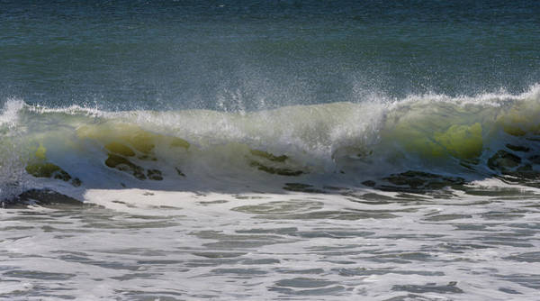 Wall Art - Photograph - Wave Sequence 3 Of 4 by Betsy Knapp