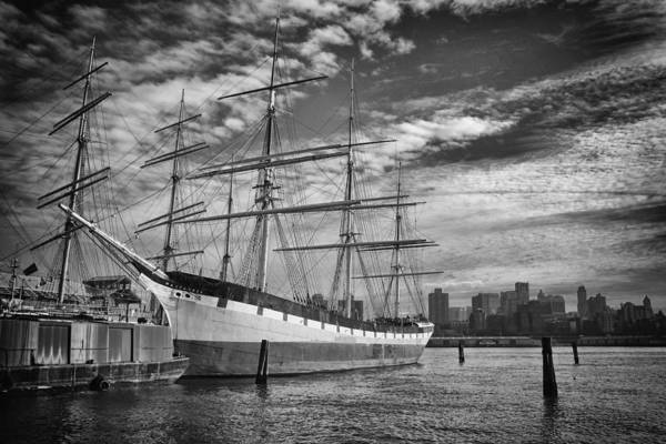 Photograph - Wavertree In Monochrome by Ben Shields