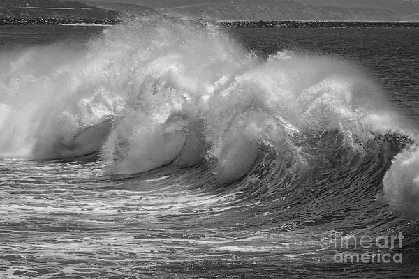 Photograph - Waves And Spray by Ana V Ramirez