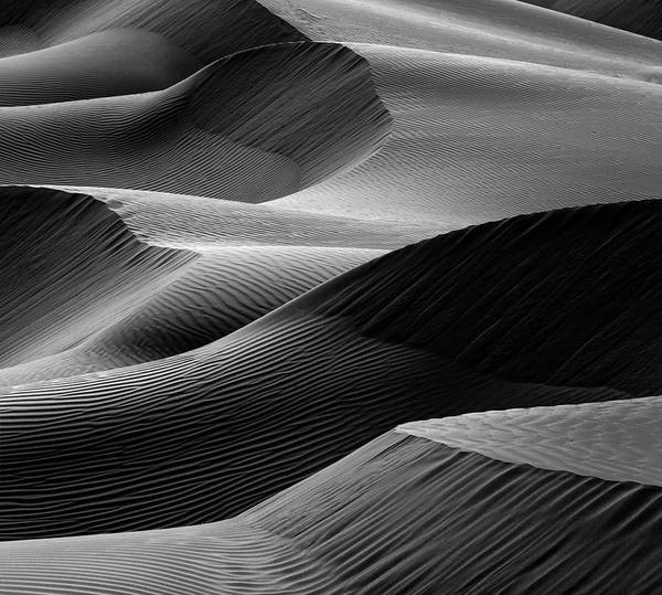 Wall Art - Photograph - Waves In The Sand by Pieter Joachim Van