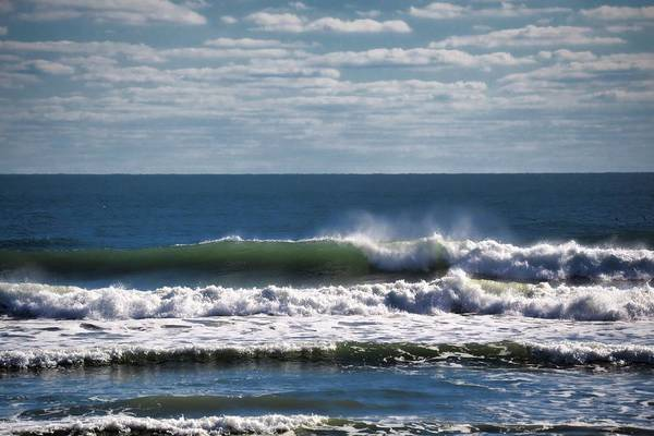 Photograph - Waves by Kathy McCabe
