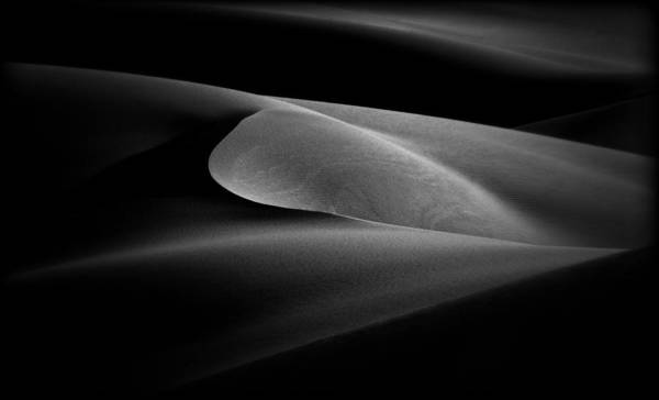 Sand Wall Art - Photograph - Waves by Mahdi Khadem