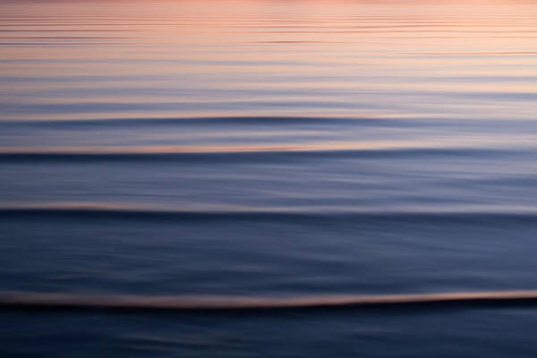 Wall Art - Photograph - Waves On The Great Salt Lake by Phil Schermeister