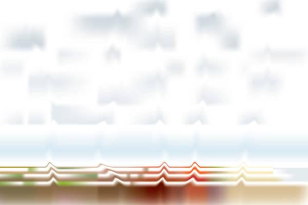 Digital Art - Wavescape by Kevin McLaughlin